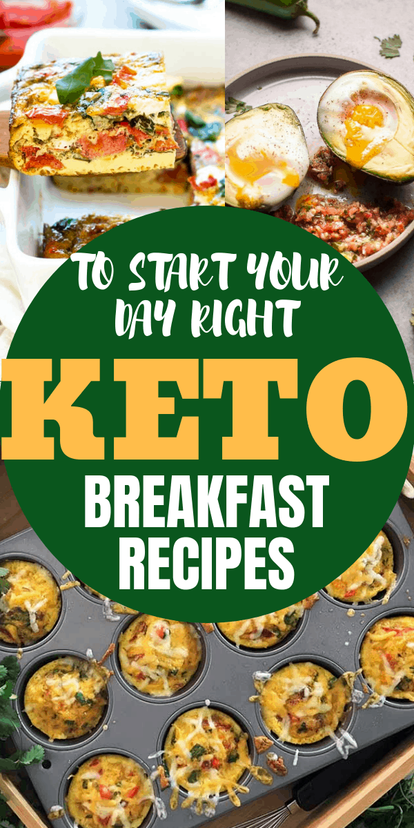 Easy Keto Breakfast Recipes The Top Meal