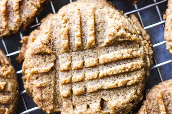 keto peanutbutter cookies