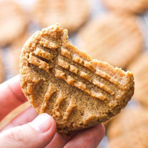 keto cookies peanutbutter