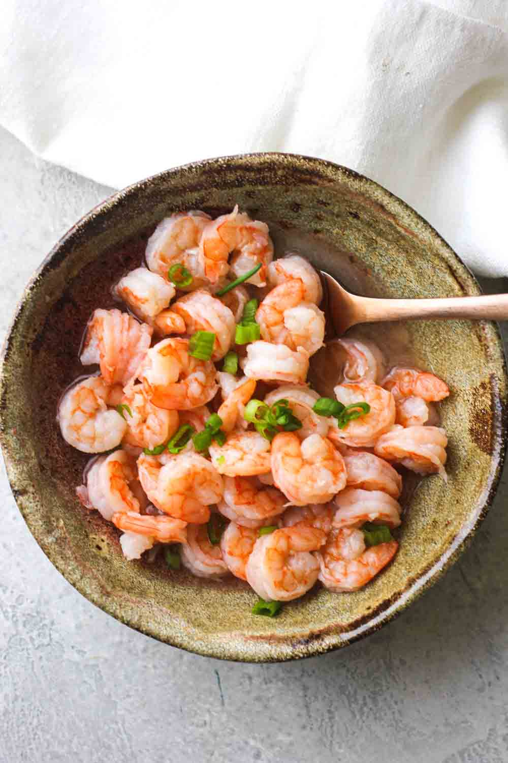 keto shrimp in crock pot