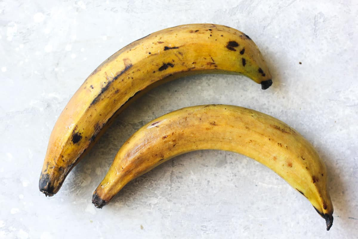 two plantains